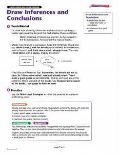 inferences-and-conclusions